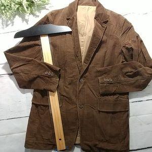 J CREW men's corduroy jacket blazer